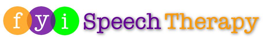 FYI Speech Therapy
